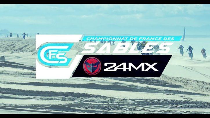 Ronde des Sables de Loon-Plage 2018 – Live Motos – CFS 24MX