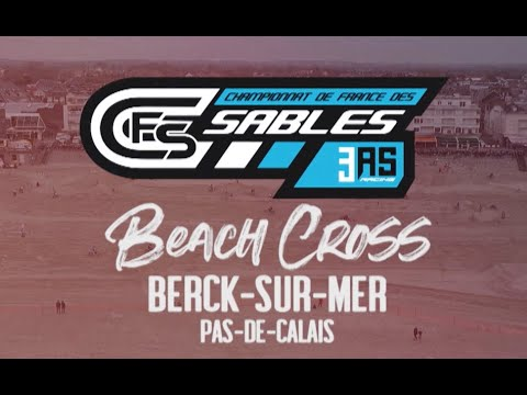 CFS 3AS Racing 2021-2022- Beach Cross de Berck – 3eme manche Quads