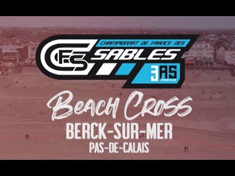 CFS 3AS Racing 2021-2022 – Beach Cross de Berck – finale Motos